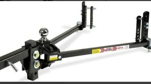 Trailer Hitch and equalizer