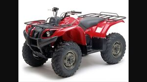 Looking for Yamaha/Honda/Suzuki Quad
