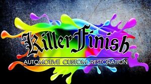 KILLER FINISH  Automotive Custom Restoration. Paint and Panel shop Lawnton Pine Rivers Area Preview