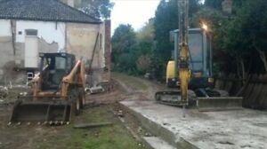Bobcat Concrete Soil Removal Excavations Demolitions Seven Hills Blacktown Area Preview