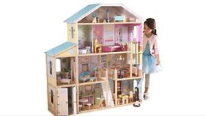 Kidcraft dollhouse Barbie house