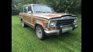 3 Jeep Grand Wagoneers for sale Barrhead AB