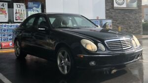 Mercedes-Benz e320 4Matic 2004