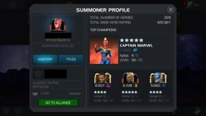 Marvel Contest of Champions Account - Sieradz, Polska - Marvel Contest of Champions Account - Sieradz, Polska