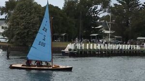 Fantastic family day sailer AND IS  Iconic 12 sq metre sharpie Warrnambool Warrnambool City Preview