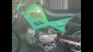 90 cc Dirt Bike baja