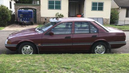 1990 Ford Fairmont