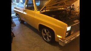1981 Chevy shortbox