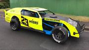 Race Car AMCA Speedway Holden v8 Hobart CBD Hobart City Preview