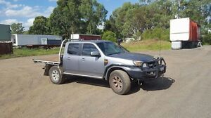 2010 PK Ford Ranger 3.0 Turbo Diesel Dual Cab 4x4 Woronora Sutherland Area Preview