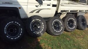 NEW MAXXIS BIGHORN 33x12.5 R15 Wamuran Caboolture Area Preview
