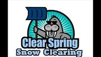 Snow clearing starts $80 a month chance to win Cancun vacation!