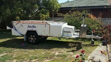 Travelmax xr hard floor camper trailer. Coodanup Mandurah Area Preview