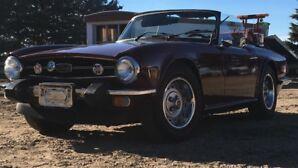 1975 TRIUMPH TR6 for sale