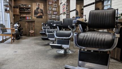 BARBER required NO WEEKENDS . VERY GOOD PAY RATES Sydney City Inner Sydney Preview