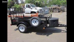 5x10 utility trailer