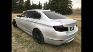 2011 BMW 535Xi AWD fully Loaded, $0 down financing! Trades??
