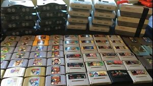 1900+ feedback Nes Snes n64 Super Nintendo 64 shipping available Melbourne CBD Melbourne City Preview