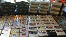 1600+ feedback Nes Snes n64 Super Nintendo 64 shipping available Melbourne CBD Melbourne City Preview