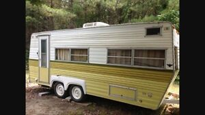 Camper trailer wanted!