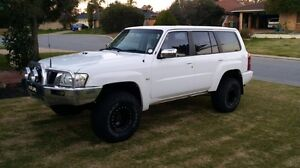 2007 Nissan Patrol turbo diesel wagon Thornlie Gosnells Area Preview