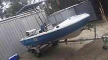 Center console boat swaps Carramar Wanneroo Area Preview