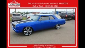 1965 Chevelle Malibu NUT & BOLT RESTO MOD NEW EVERYTHING