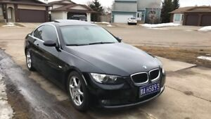 2007 BMW 328i coupe, selling as is