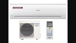 Panasonic split system air conditioner 8kw heating 7.1kw cooling West Lakes Shore Charles Sturt Area Preview
