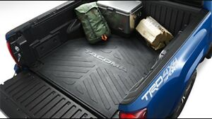 Toyota Tacoma Short Box Bed Mat