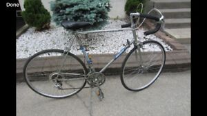 """Velo/Bike Raleigh""""Grand Prix"""" Size24''(Tall person),new tires."""