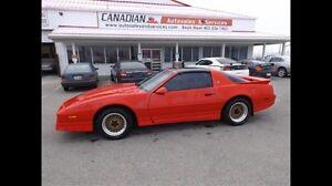 1989 TransAm GTA WS6 Rare original 5 SPEED T-TOP 145 kms