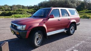 Toyota 4runner SR5 limited edition Botany Botany Bay Area Preview