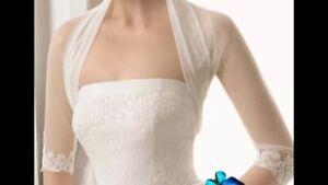 Bridal bolero white shrug for your wedding