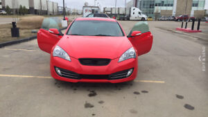 *Immaculate* GENSIS COUPE 3.8!!!! LOW KM!! 6sp!!