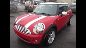 MINI COOPER 2010 93000KM FULLY LOADED FOR 9000$ NEGOTIABLE