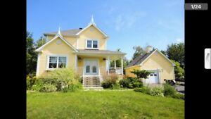 Maison à louer disponible 1er Mai