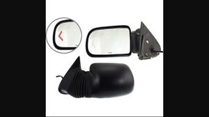 Gmc, Chevy tow mirrors.