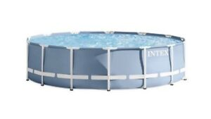Intex 14 x 42 Prism Frame Pool Set