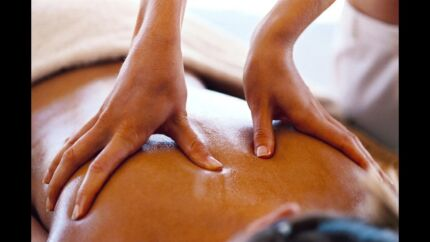 Aromatherapy Massage and Wiccan healing