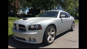 Charger SRT 8 2006 450hp