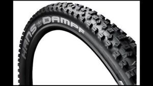 "New 26x2.35"" 26"" Schwalbe HANS DAMPF Bicycle Tires Tubeless Rdy"