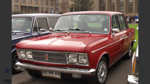 Wanted: Wanted - Fiat 125
