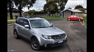Subaru Forester XS Premium MY10 Avondale Heights Moonee Valley Preview