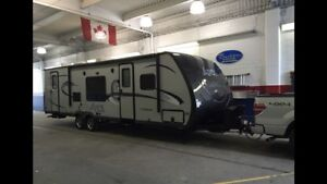 **Going in to storage end of September** 2015 Apex 288BHS