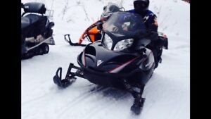 Arctic cat t660 turbo long track