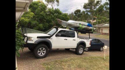 PJ Ranger 4x4 105,000km.