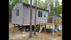 **BEACH CABIN**AVAIL NOW**LESTER BEACH, BELAIR MB