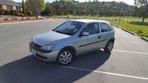 2003 Holden Barina Hatchback Conder Tuggeranong Preview