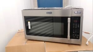 Maytag over the range microwave oven